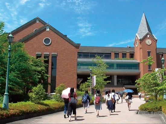 同志社女子大学(京田辺キャンパス)