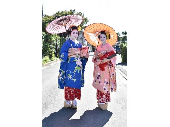 『春・京文化 学びのつどい~恋舞妓と京風料理を楽しむ会~』のご案内