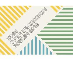 KOIN OPEN INNOVATION FORUM 2019~時代をつくる出会いを、京都から。~