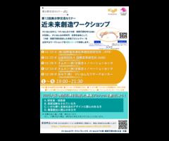 第12回けいはんなRC異分野交流セミナー「近未来創造ワークショップ」~2025大阪・関西万博を目指した事業プロジェクトを創出しよう!~